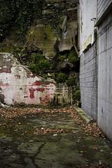 (Br0m) Tags: old building wall buildings observation stavanger pentax decay walls 2009 brom underskogno pentaxkm manuallenses