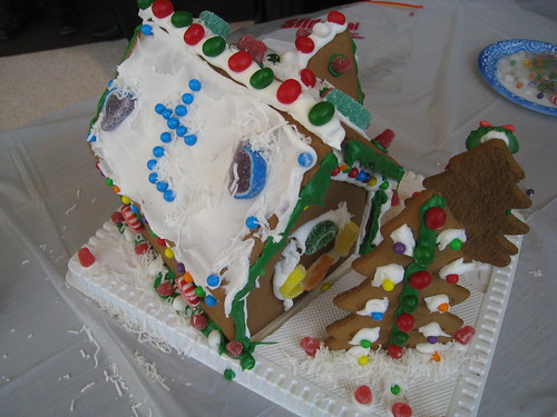 Christmas Bureau Gingerbread Competition