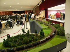 038 (dampflok44) Tags: modelleisenbahn modelrailroad güterzug modellbahn windbruch modelllandschaft modulanlage