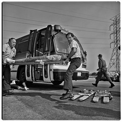 SCRTD - Exercise Drill for Toxic Emergency Spill RTD_1903_10 (Metro Transportation Library and Archive) Tags: exercise safety drill specialevents rtd emergencypreparedness scrtd southerncaliforniarapidtransitdistrict busexterior