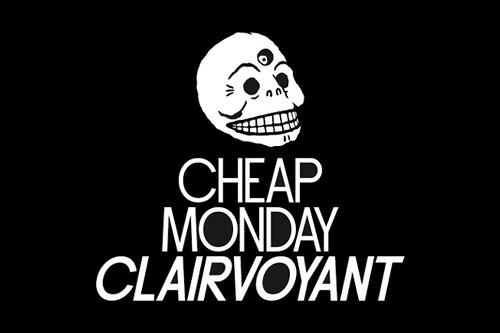 Cheap Monday bril