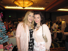 Me and Jenn at Vendor Soiree! 2