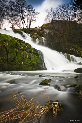 Flúðir á Osteröy í Noregi