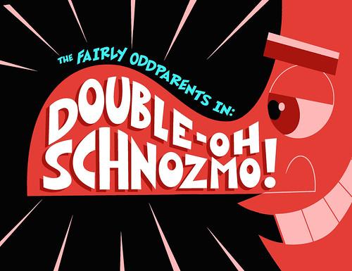 Double-Oh Schnozmo!