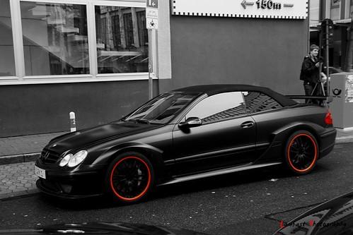 Mercedes Clk Dtm. Mercedes CLK DTM AMG