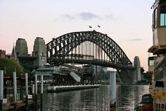 IMG_5977 (Fotomasi) Tags: new morning wales harbour south sydney australia nsw australien 2009 circular morgens mattina quey