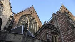 Oude Kerk (Old Church) (Chrystie23) Tags: amsterdam oudekerk
