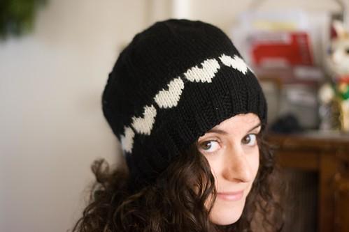 heart o hats modeled 2