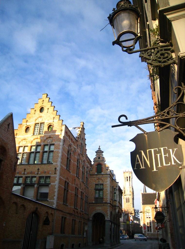 Antiek Bruges