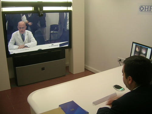 For Dr. Luis Carniglia of Buenos Aires' Garrahan Pediatric Hospital, meetings have been transformed with Cisco TelePresence.