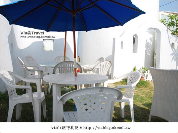 【桃園餐廳】桃園新屋地中海風~卡托米利庭園咖啡餐廳21