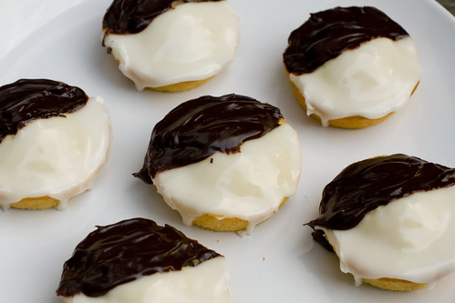 black & white cookies 6