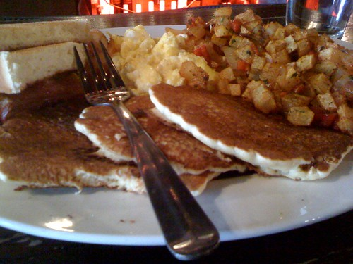 Pancake Breakfast from Bardog Tavern