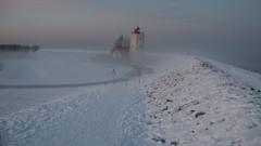 Vuurtoren Enkhuizen (MJ Roelofsen) Tags: winter enkhuizen