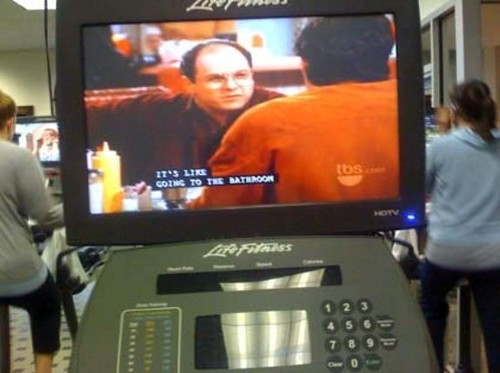 Seinfeld Weight-Loss Plan