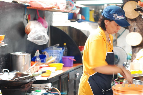 Chef of Mee Goreng