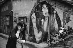 (Laurent Filoche) Tags: taiwan streetphotography taipei leicam7 notcropped fujineopan4001600 bonzography voigtländer35mmf14