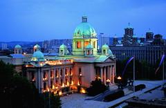 National Assembly Building - Belgrade, Serbia
