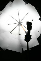 Reflective Umbrella DIY