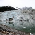 Pia glacier II / Glaciar Pía II