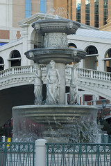 Fountain by the Venetian (AmandaMT) Tags: vegas ladies sculpture water fountain stone lasvegas nevada venetian