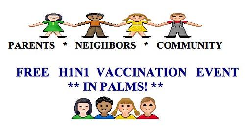 Free H1N1 Palms