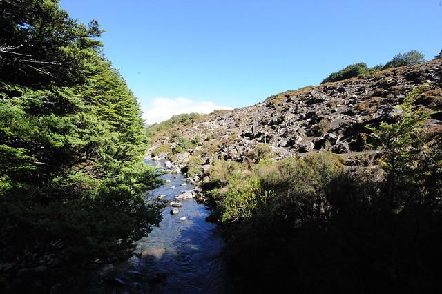 Tongariro Rivercrossing