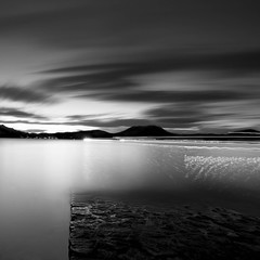Geometric Seascape 1 (Moises Levy L) Tags: clouds seascapes valle cloudscapes zeiss21mm longexposure2minutes canon5dmll