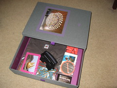 Taken By Storm Box (ghbradshaw) Tags: storm art book design box taken tshirt beermat prints luxury viewmaster signed stormthorgerson thorgerson takenbystorm genesispublications