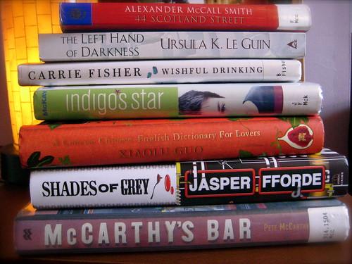Books Read - January 2010