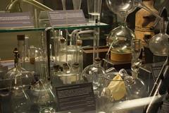 Old Medical Glassware (noriko.stardust) Tags: old uk england glass museum vintage bottles antique science equipment medical oxford medicine equipments