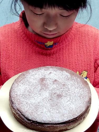 柏諾蛋糕的巨蛋舒芙蕾