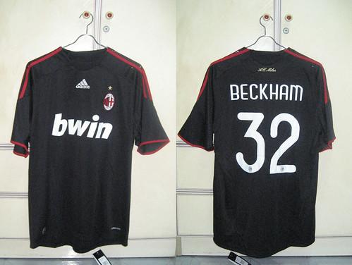 AC Milan 2009-2010 3rd S/S (BECKHAM)
