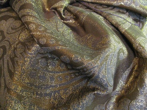 Absolutely Amazing Cloth of Gold