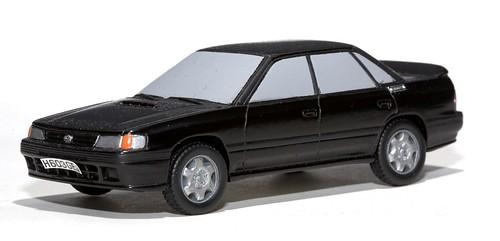Corgi Subaru