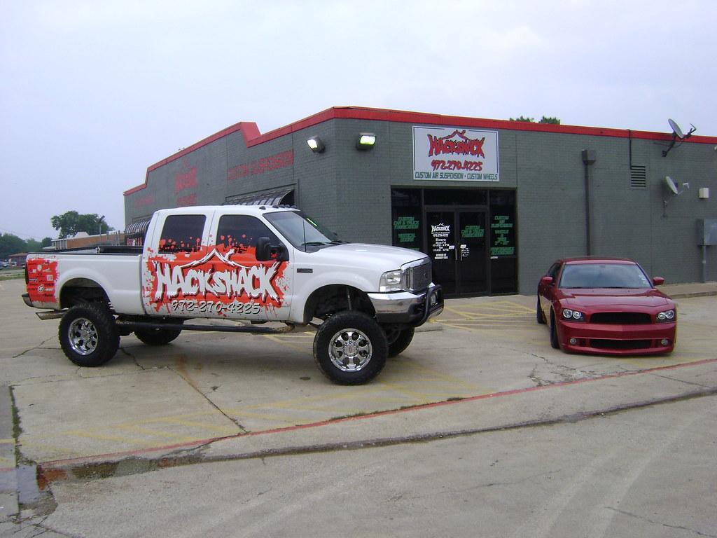 Hack Shack - Trucks
