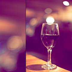 We will drink to eternity! (GioPhotos) Tags: glass 50mm purple wine bokeh f14 booze wineglass halffull 50mmf14usm