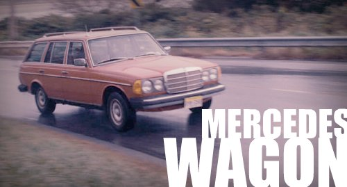 MERCEDES WAGON