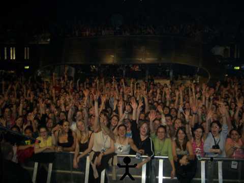 The Astoria Crowd