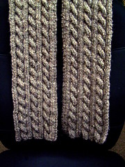 Palindrome Scarf