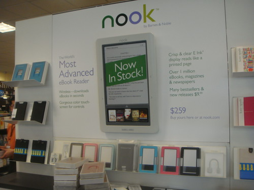 nook Barnes & Noble