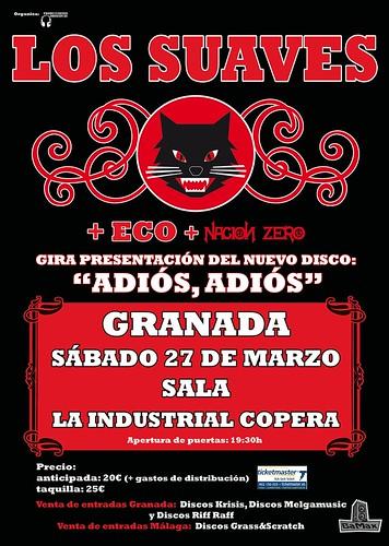 Los Suaves + Eco + Nación <<span class=
