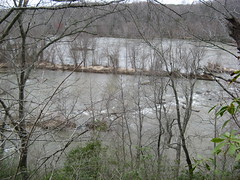 Above the Yadkin River Photo