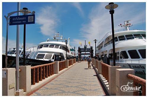 phi phi passenger pier