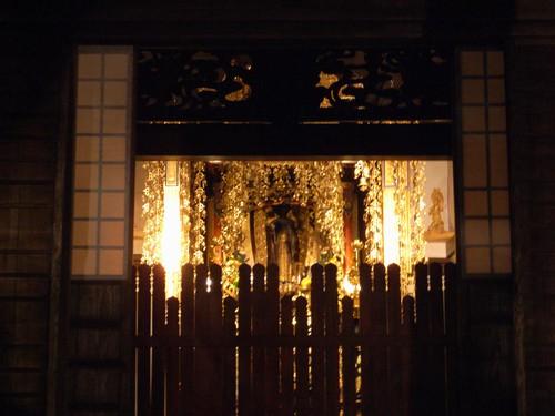 専称寺(夜桜)@香芝市-03