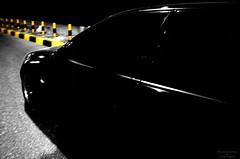 Alone in the Dark (Khaled Al Sharah) Tags: world auto 2001 2002 black color car sport speed photography design photo gm colours ride shot image sony ss wheels performance picture pic racing company chevy motor kuwait alpha dslr khaled v8 holden motorsport lumina q8 dasman a300 sharah borla ls1 57l alsharah