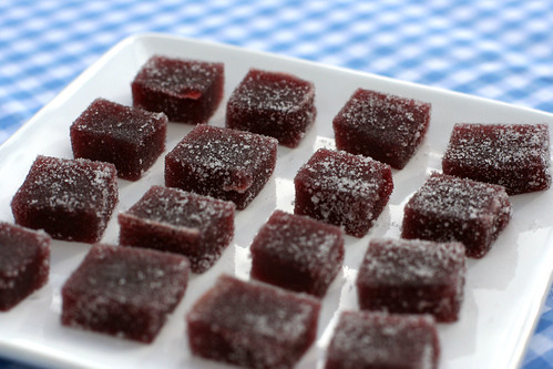 Raspberry Jellies