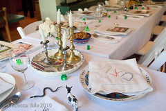 RYALE_Passover20107 (Yale_Rebecca) Tags: party holiday dinner losangeles celebration jew jewish service tradition passover pesah sedar rebeccayale sedartable