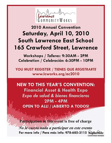 LCW Annual Convention Saturday, April 10 !