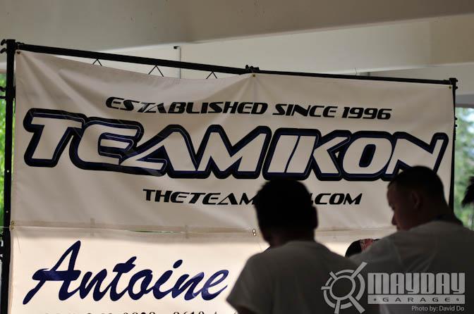 Team Ikon, OG since 96.